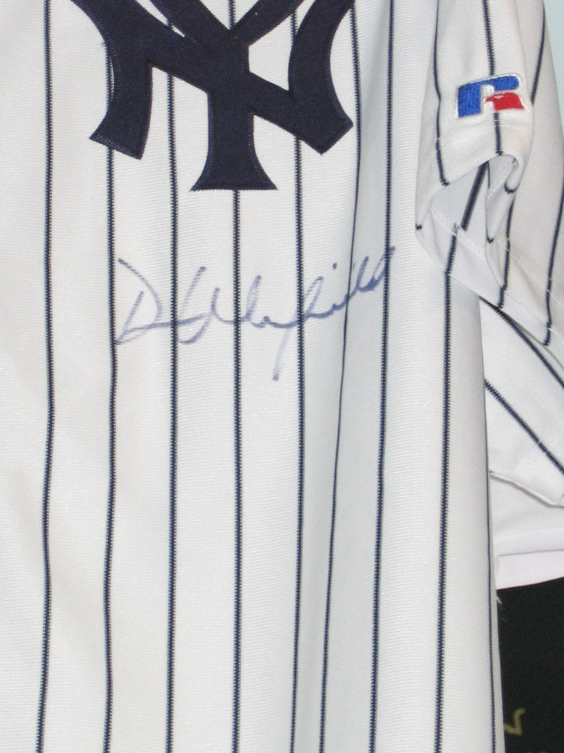 Dave Winfield Autographed Jersey (New York Yankees)