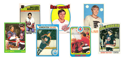 1970's Hockey Cards
