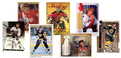 1990's Hockey Cards
