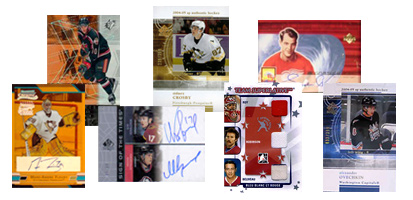 2000's Hockey Cards