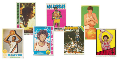 1970's Basketball Cards
