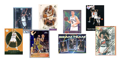1990's Basketball Cards