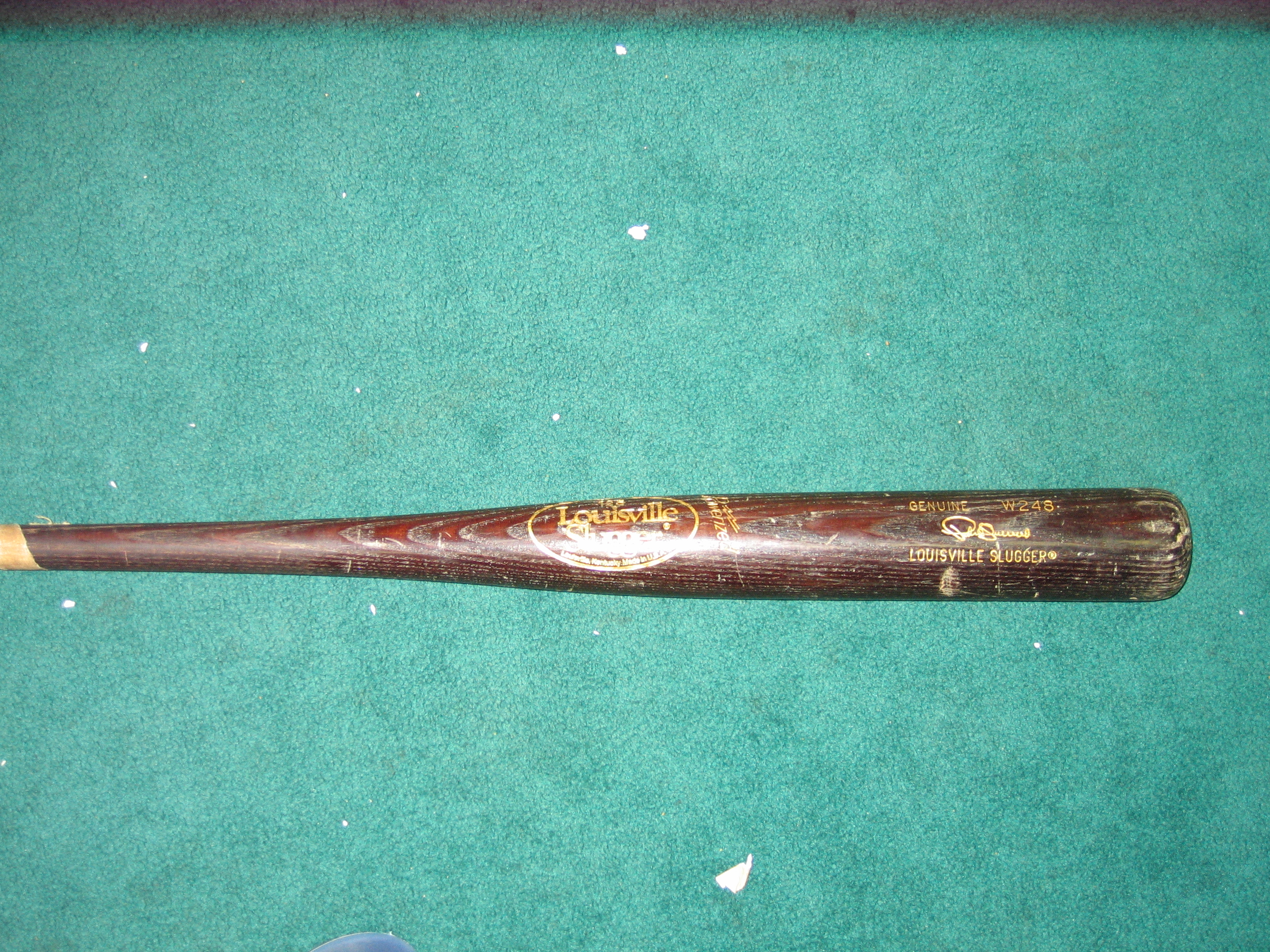 Pedro Guerrero Game Used Bat (Los Angeles Dodgers)