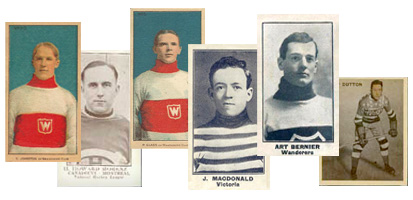 Pre-war Hockey Cards
