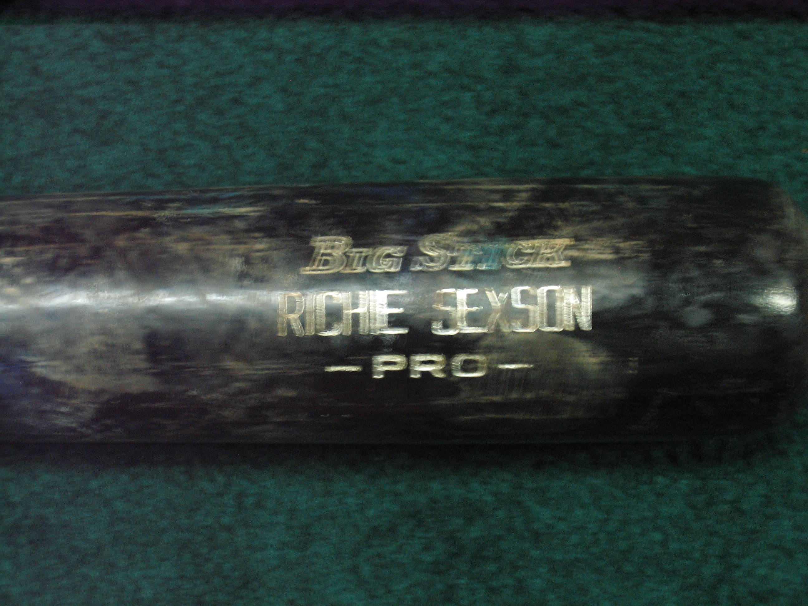 Richie Sexson Game Used Bat (Seattle Mariners)