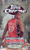 2004-05 Topps Chrome - 24 Packs