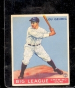 lou gehrig (New York Yankees)