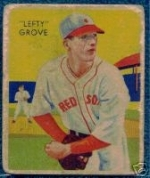 Lefty Grove (Boston Red Sox)