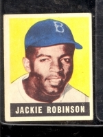 Jackie Robinson (Brooklyn Dodger)