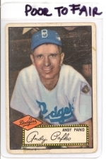 Andy  Pafko (Brooklyn Dodgers)