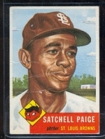 Satchel Paige (St. Louis Browns)