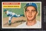 Sandy Koufax (Brooklyn Dodgers)