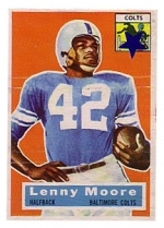 Lenny  Moore (Baltimore Colts)