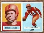 Eddie  LeBaron (Washington Redskins)