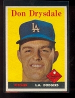 Don  Drysdale (Los Angeles Dodgers)
