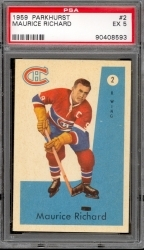 Maurice Richard (Montreal Canadians)