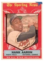 Hank  Aaron All Star (Milwaukee Braves)