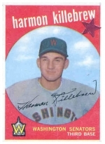 Harmon  Killebrew (Washington Senators)