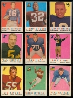 1959 Topps Complete Set