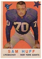 Sam  Huff (New York Giants)