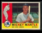 Mickey Mantle (New York Yankees)