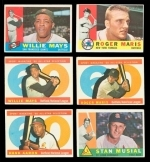 1960 Topps Complete Set