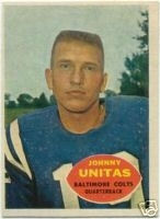 Johnny Unitas (Baltimore Colts)