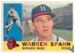 Warren  Spahn (Milwaukee Braves)
