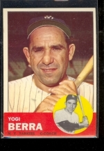 Yogi  Berra P/CO (New York Yankees)