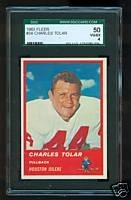 Charley  Tolar (Houston Oilers)