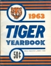1963 Detroit Tigers Yearbook (Detroit Tigers)