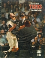 1965 Detroit Tigers Yearbook (Detroit Tigers)