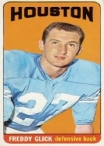 Freddy  Glick (Houston Oilers)