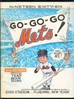 1966 New York Mets Yearbook Revised (New York Mets)