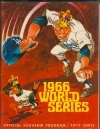 1966 World Series Program Baltimore Orioles Los Angeles Dodgers (Baltimore Orioles)