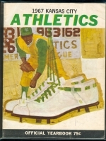 1967 Kansas City Athletics Yearbook (Kansas City Athletics)