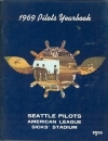 1969 Seattle Pilots Yearbook (Seattle Pilots)