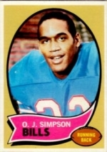 O.J. Simpson RC (Buffalo Bills)