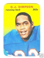 O.J. Simpson (Buffalo Bills)