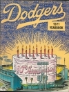 1971 Los Angeles Dodgers Yearbook (Los Angeles Dodgers)