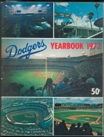 1972 Los Angeles Dodgers Yearbook (Los Angeles Dodgers)