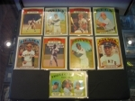 1972 Topps Starter Set -- 500 Plus Cards