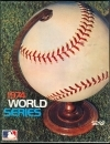 1974 World Series Program Oakland A's Los Angeles Dodgers (Oakland A's)