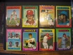 1975 Topps Complete Set EX to EXMT