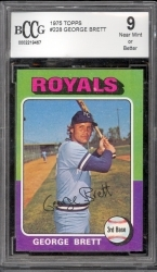 George Brett RC (Kansas City Royals)