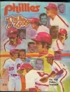 1975 Philadelphia Phillies Yearbook (Philadelphia Phillies)