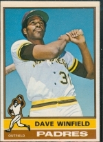 Dave  Winfield (San Diego Padres)