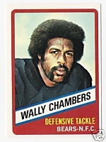 Wally  Chambers (Chicago Bears)