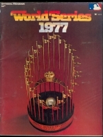 1977 World Series Programs New York Yankees Los Angeles Dodgers (New York Yankees)
