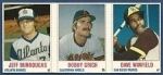 Jeff  Burroughs-Bobby Grich-Dave Winfield-Panel 21
